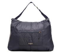 COLOR LINE SHOULDER BAG Handtasche in blau