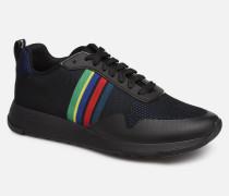 Rappid Sneaker in schwarz