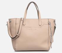 Mila City Bag Handtasche in beige
