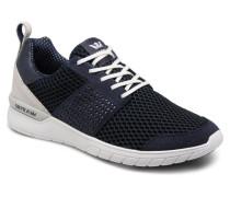 Scissor Sneaker in blau