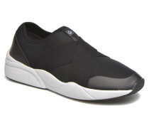 Sneakers Elastico Sneaker in schwarz