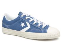 Star Player Ox Sneaker in blau