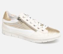 11039 Sneaker in goldinbronze