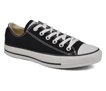 Chuck Taylor All Star Ox W Sneaker in schwarz
