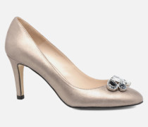 Epomy Pumps in goldinbronze