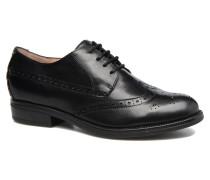 Clyde 21 Schnürschuhe in schwarz