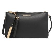 SHROFF Handtasche in schwarz