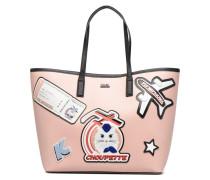 Jet Choupette Shopper Handtasche in rosa
