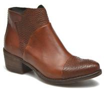 Sorolono Stiefeletten & Boots in braun