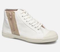 Tennis Zippy Colorsole Sneaker in weiß