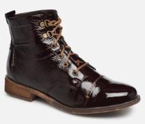 Sienna 17 Stiefeletten & Boots in weinrot