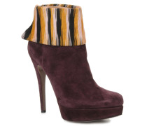 Sitia Stiefeletten & Boots in weinrot