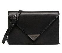 Molly Crossbody Handtasche in schwarz