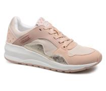 Sono Trainer NyloninSplit Sneaker in rosa