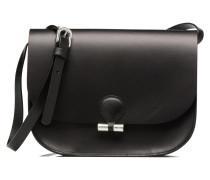 Lasanne Leather bag Handtasche in schwarz