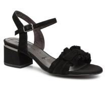 28028 Sandalen in schwarz
