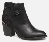 48278 Stiefeletten & Boots in schwarz