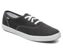 Champion Canvas Sneaker in blau