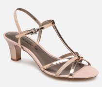 Sarriette Sandalen in rosa