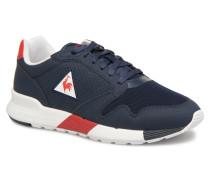 Omega X Sport Sneaker in blau