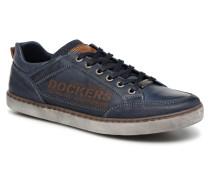 Jan Sneaker in blau