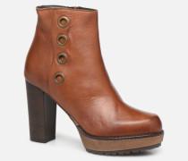 SEDRIA Stiefeletten & Boots in braun