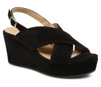 Vetiver Sandalen in schwarz