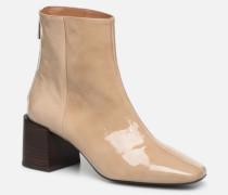 Inga C Stiefeletten & Boots in beige
