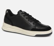 341001E5L Sneaker in schwarz