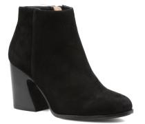 Caflowery Stiefeletten & Boots in schwarz