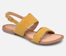 48794 Sandalen in gelb