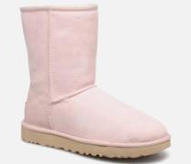 W Classic Short II Stiefeletten & Boots in rosa