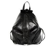 Convertible Mini Julian Backpack Rucksäcke für Taschen in schwarz