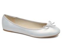 Castel 691 Ballerinas in silber