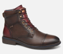 York M2M8170Ng Stiefeletten & Boots in weinrot