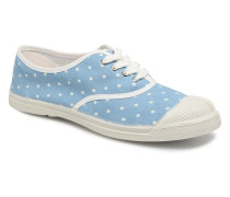 Poisdenim Sneaker in blau