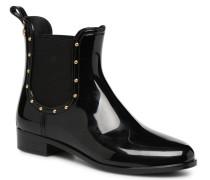 46292 Stiefeletten & Boots in schwarz
