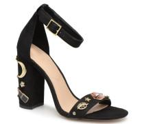 LARELLE Sandalen in schwarz