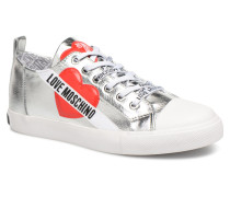 Boston sneaker Sneaker in silber