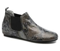 Cult snake Stiefeletten & Boots in grau