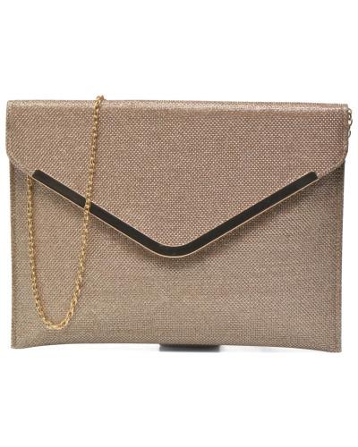 Neretva Mini Bag in goldinbronze