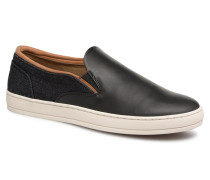 Viscone Sneaker in schwarz
