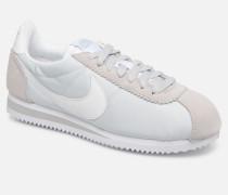Wmns Classic Cortez Nylon Sneaker in grau. Nike 889225cf49