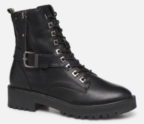49454 Stiefeletten & Boots in schwarz