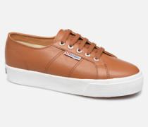 2730 Nappa Leau C Sneaker in braun