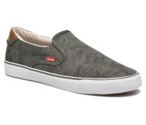 Levi's Justin Slip On Sneaker in grün