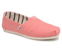 Alpargata Sneaker in rosa