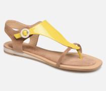 ARMOR Sandalen in gelb