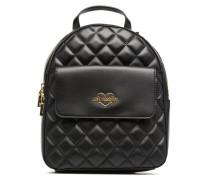 Sac à dos Super Quilted Rucksäcke für Taschen in schwarz