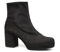 Nalon Stiefeletten & Boots in schwarz